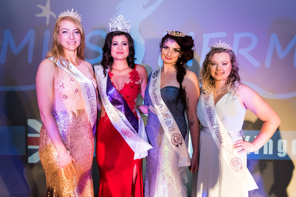 Miss Mermaid UK 2019 Winners